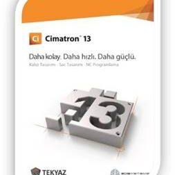 Cimatron 13 Yenilikler