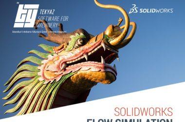 SolidWorks Flow Simulation ile Ejderhalarla Mücadele