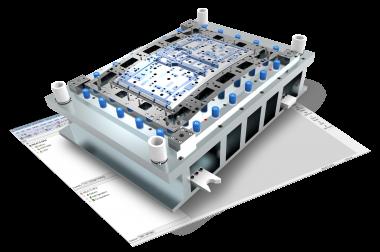 Sac Metal Kalıpçılığı için Özel CAD Çözümü Cimatron!!!