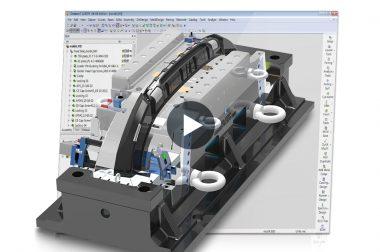 Enjeksiyon Kalıpçılığında Cimatron CAD Çözümleri