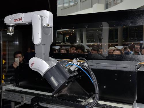 infoTRON 3D Printing.