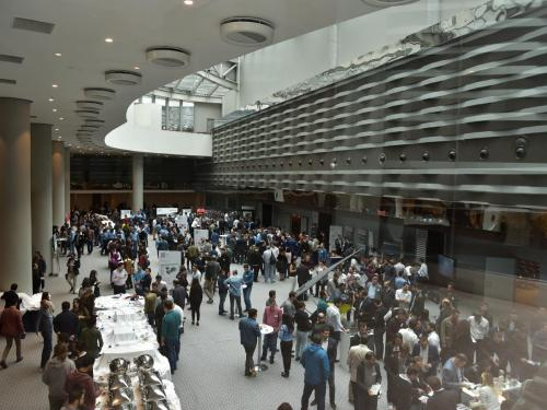 Pullman Kongre Merkezi'nde binden fazla kişi SOLIDWORKS Tasarım Zirvesi'nde bir araya geldi.
