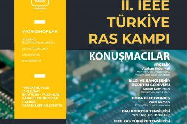 TEKYAZ Bahçeşehir Üniversitesinde!