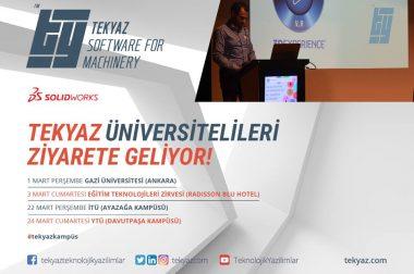 TEKYAZ Üniversitelileri Ziyarete Geliyor!!!