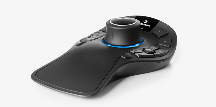 mouse spacemouse pro wireless