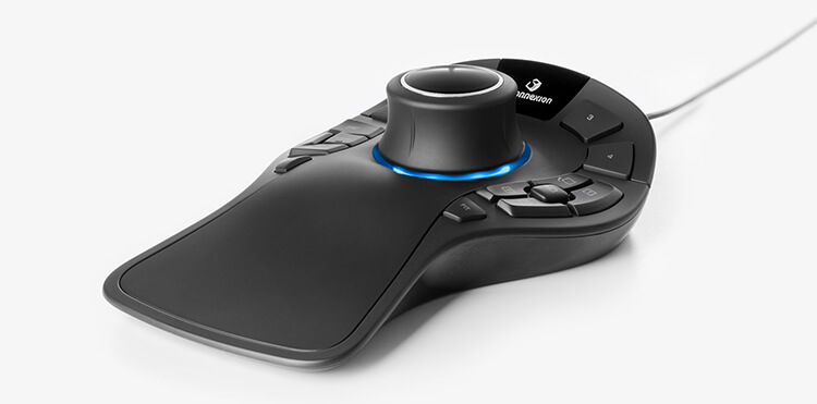 mouse spacemouse pro