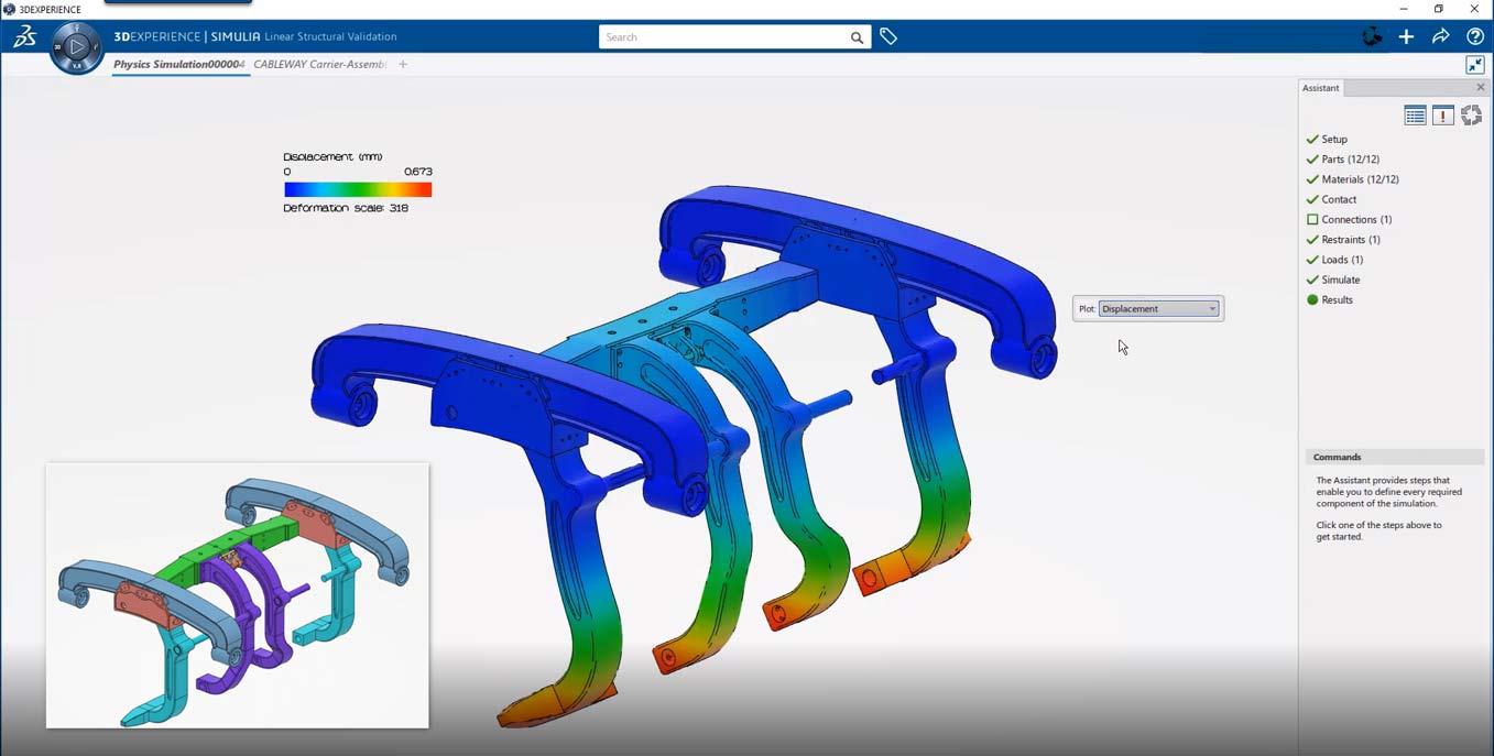 simulia structural designer