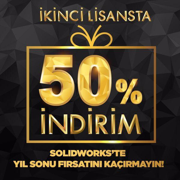 Tekyaz Solidworks kampanya 600x600